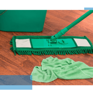Walka ze smugami – czyli jak czyścić podłogę, aby uniknąć smug